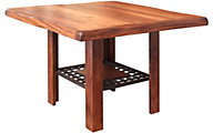 Int'l Furniture Parota Counter Table