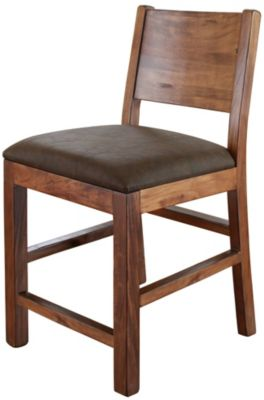Int'l Furniture Parota Counter Stool