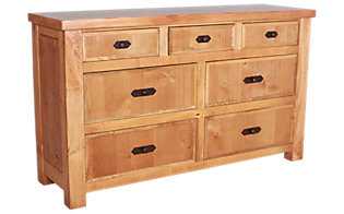 Int'l Furniture Lodge Dresser
