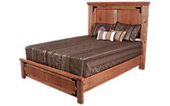 Int'l Furniture Lodge Queen Bed