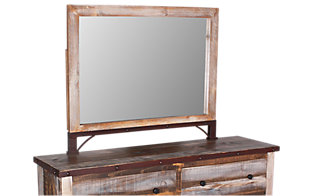 Int'l Furniture Antique Collection Mirror