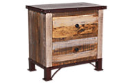 Int'l Furniture Antique Collection Nightstand
