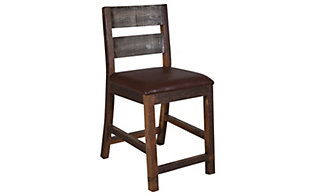 Int'l Furniture Antique Counter Stool
