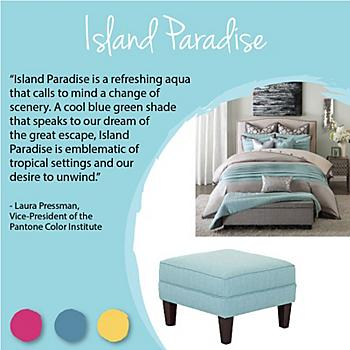 Pantone Color Series: Island Paradise