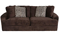Jackson Palisades Chocolate Sofa