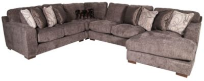 Jackson Serena 4-Piece Sectional