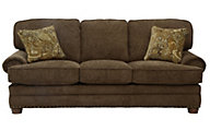 Jackson Braddock Brown Sofa