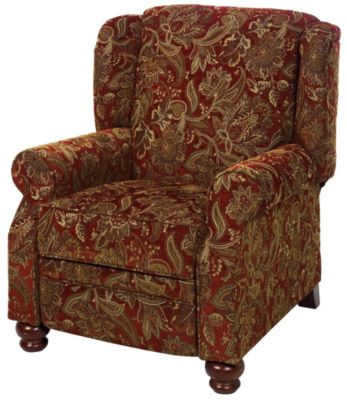 Jackson Belmont Wing Press-Back Recliner