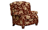Jackson Belmont Merlot Press-Back Recliner