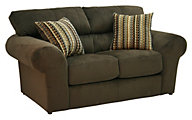 Jackson Mesa Chocolate Loveseat