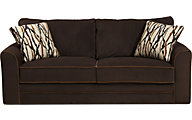 Jackson Coronado Brown Sofa