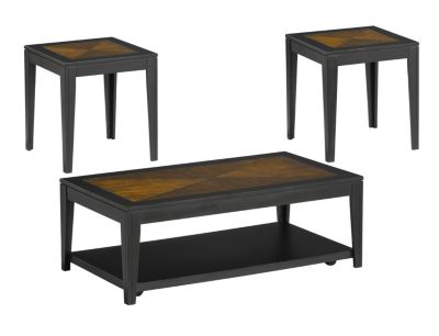 Jackson 874 Collection 3-Pack Table Set