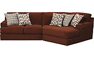 Jackson Malibu Adobe 2-Piece Sectional
