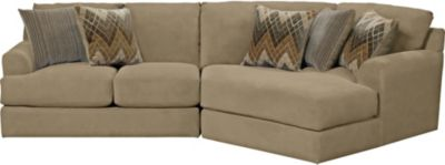 Jackson Malibu Tan 2-Piece Sectional