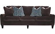 Jackson Mulholland Chocolate Sofa