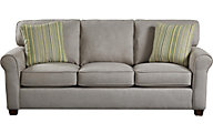 Jackson Zachary Gray Sofa