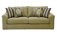Jackson Sutton Tan Sofa