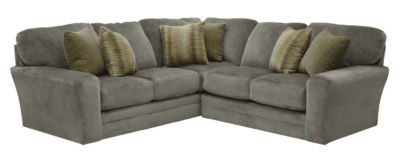 Jackson Everest Gray 2-Piece Sectional