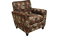 Jackson Coronado Patchwork Accent Chair