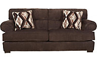 Jackson Hayden Chocolate Sofa