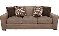 Jackson Prescott Coffee Sofa