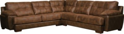 Jackson Drummond Brown 3-Piece Sectional
