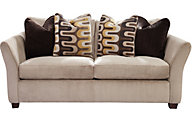 Jackson Brighton Cream Loveseat