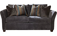Jackson Brighton Gray Loveseat