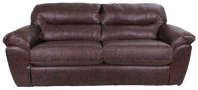 Jackson Brantley Bonded Leather Sofa