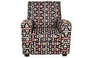 Jackson Halle Gemstone Press-Back Recliner