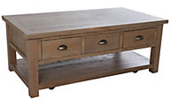 Jofran Slater Mill Rectangle Coffee Table