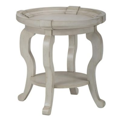 Jofran Sebastian Round End Table