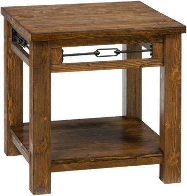Jofran San Marcos Square End Table