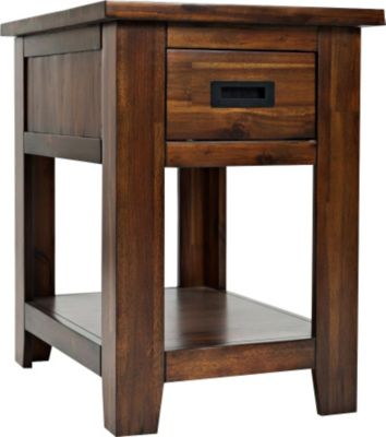Jofran Coolidge Chairside Table