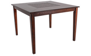 Jofran Baroque Brown Counter Table
