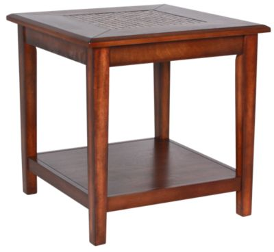 Jofran Baroque Brown End Table