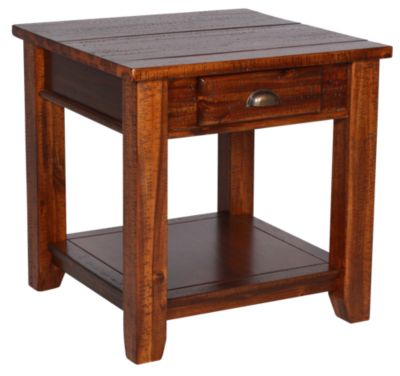 Jofran Urban Lodge End Table