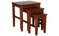 Jofran Urban Lodge Set of 3 Nesting Tables