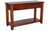 Jofran Urban Lodge Sofa Table