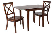 Jofran Taylor Cherry Table & 2 Chairs