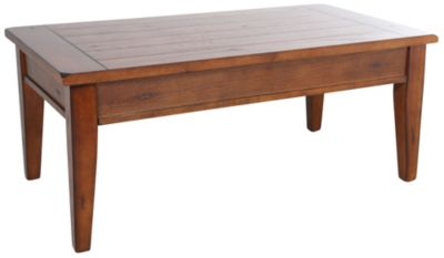 Jofran dunbar lift top coffee table homemakers furniture Jofran lift top coffee table