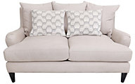 Jonathan Louis Cecily Loveseat