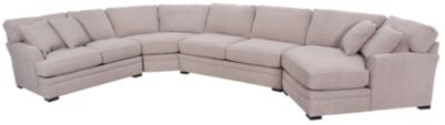 Jonathan Louis Choices 4-Piece Sectional