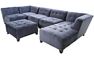 Jonathan Louis Belaire 6-Piece Modular Sectional