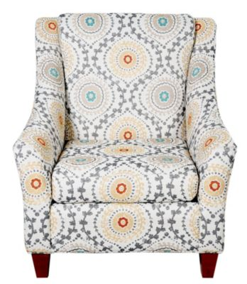 Justice Thomas Accent Chair