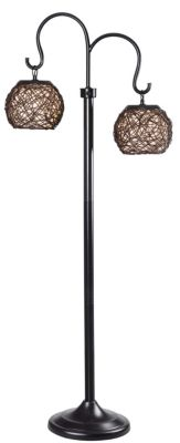 Kenroy Castillo Outdoor Floor Lamp