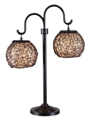 Kenroy Castillo Outdoor Table Lamp