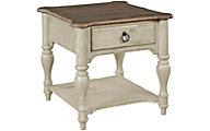 Kincaid Furniture Co. Weatherford End Table