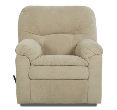 Klaussner Bennington Cream Recliner
