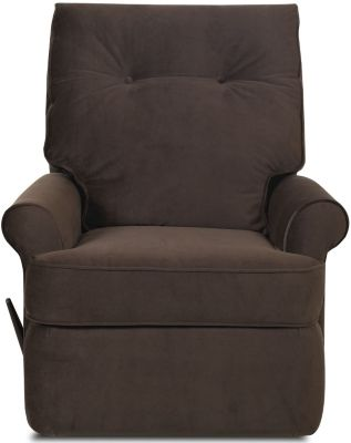 Klaussner Clearwater Swivel Rocker Recliner